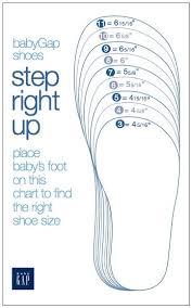Toddler Foot Growth Chart Alan Power Alanpower75 On Pinterest