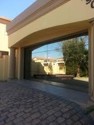 upmarket aluminium glass garage doors for in south africa
