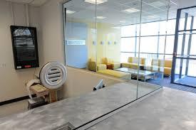digitalrealtytrust security reception desk in the data center by digitalrealtytrust
