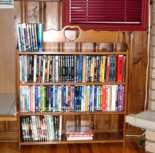 New DVD Bookshelf: