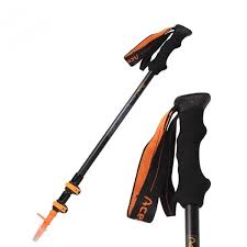 Retractable 3 Sections <b>Aluminum Alloy</b> Climbing <b>Hiking Walking</b> ...