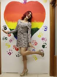 ap photos transgender youths show hardship resilience wtop transgender youth photo essay in this photo taken 10 2015 nikki rose 18 who identifies as a transgender female poses for a photo next to a mural