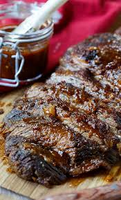 oven barbecued beef brisket recipe from cook s ilrated wrapped in bacon for smokiness