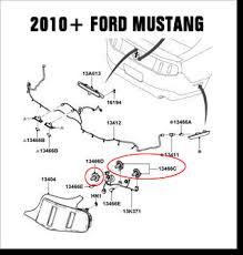 2005 2009 mustang sequential led tail light kit by monzter automotive 2010 mustang led tail light wiring diagram