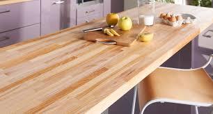 Plan De Travail Cuisine Ikea Hetre Idée De Modèle De Cuisine
