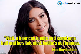 Kim Kardashian Quotes Classy Kim Kardashian Archives QuoteReel