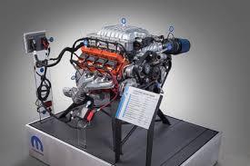 Mopar Hellcat Hemi Crate Engine Official Specs Pricing