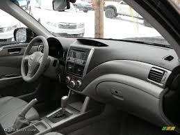 2010 subaru forester interior.  Subaru Black Interior 2010 Subaru Forester 25 XT Limited Photo 42105533 For U