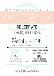 Free Online Invites Templates Online Wedding Templates Salabs Pro