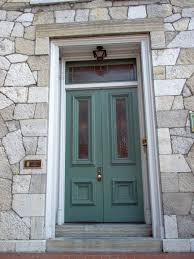 what color should i paint my front doorDIY Fall Spruce Up of Your Front Door with Color DIY