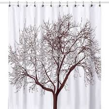 brown fabric shower curtains. Wholesale Tree Brown Fabric Shower Curtain-buy Discount . Curtains N