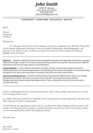 Professional Cover Letter Sample Cover Letter Samples