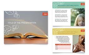 Christian Church Religious Powerpoint Presentation