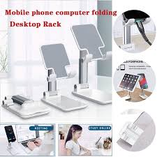 <b>Foldable Metal Universal Portable Mobile Phone</b> Holder <b>Metal</b> ...