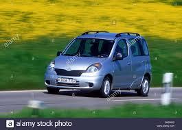 Car, Toyota Yaris Reverse 1.3, Van, small approx., model year 1999 ...