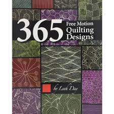 365 Free Motion Quilting Designs by Leah Day | LeahDay.com & 365 Free Motion Quilting Designs Print Edition Adamdwight.com