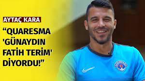 """Aytaç Kara'dan Galatasaray ve Transfer İtirafı: """"Günaydın Fatih Terim"""" -  YouTube"""