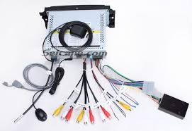 8 easy steps to install a 2006 2007 2008 jeep commander compass connect the new seicane radio to the original wiring harness as the user manual or the