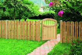 Small Picture Astonishing Wooden Fence Designs for Your Front Yards Decorative