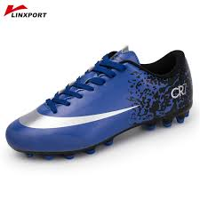 Design Soccer Cleats Us 24 19 40 Off 2018 Size 28 44 Men Boy Kids Soccer Cleats Turf Football Soccer Shoes Tf Hard Court Sneakers Trainers New Design Football Boots In
