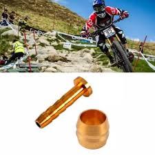 <b>Olive</b> Fittings for Hydraulic Brake Mountain <b>Bike Oil Needle</b> Pressing ...