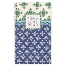 Address Books Personalized Address Books Colorful Images