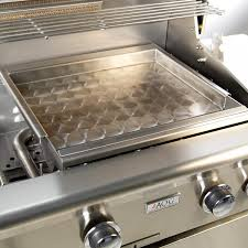 american outdoor grill stainless steel griddle for aog gas grills gr18 bbq guys