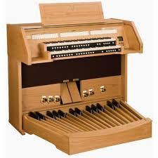 Organ Console Lights Viscount Chorum 50 Deluxe Classical Organ