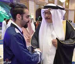 المهندس كامل صندوقه من أجمل الصوره في حياتي كانت مع سموه الكريم - صحيفة نبض  العرب