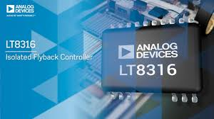 Analog Devices Design Contest Analog Devices Lt8316 Isolated Flyback Controller