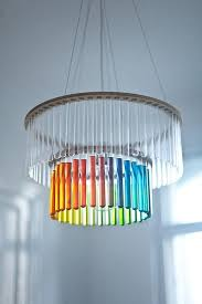 if you want effortless contemporary style on a budget this diy hanging jar cer chandelier will light up your life
