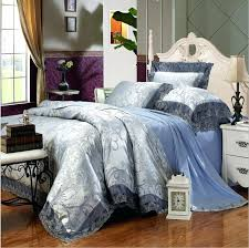 jacquard comforter set queen luxury lace royal blue bedding set king queen size jacquard intended for