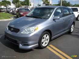 2004 Cosmic Blue Metallic Toyota Matrix XRS #56014191 Photo #5 ...