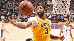 Anthony Davis scores 40 points as Lakers thrash Grizzlies ...