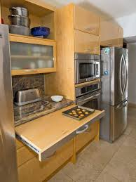 Kitchen Countertop Storage 20 Party Ready Kitchens Countertops Ideas And Small Apartments