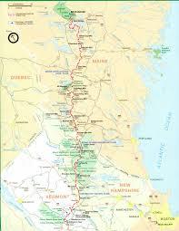 Official Appalachian Trail Maps