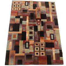 shaw rug machine made area rug by