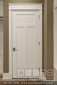 Craftsman Style Custom Interior Wood Doors   Custom Wood Interior Doors    Door from Doors for