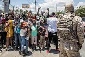 Haiti's Troop Request Presents Hard ...