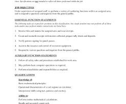 Sales Associate Job Description Resume Unique Job Descriptionsume Cocktail Server Profile Sampletail 96
