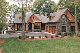best one level craftsman style house plans