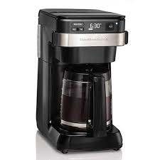 Pour your first cup before the brewing process is done, without compromising taste or creating a mess, with the auto pause and serve feature. Kitchen Beverages Coffeemaker Page 1 Pia Products