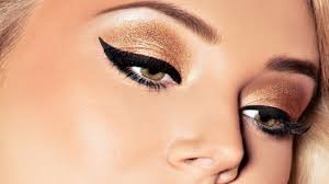 golden eye makeup hd free wallpapers for desktops