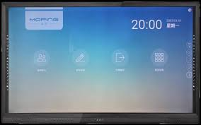 65 inch touch screen monitor