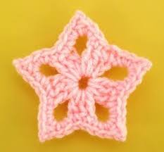 Crochet Star Pattern Free Stunning Easy Crocheted Star DIY Home Ideas Crochet Pinterest