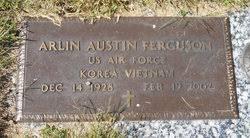 Arlin Austin Ferguson (1928-2002) - Find A Grave Memorial