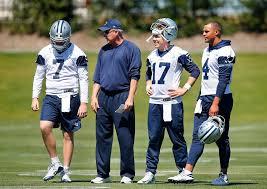 Cowboys Qb Outlook How Ready Are Dak Prescott His Backups