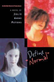 Slam the Revolving Door: Define Normal Book Reveiw