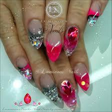 red and silver nail art designs | rajawali.racing