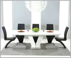 white high gloss round dining table modern high gloss dining table unique white high gloss extending